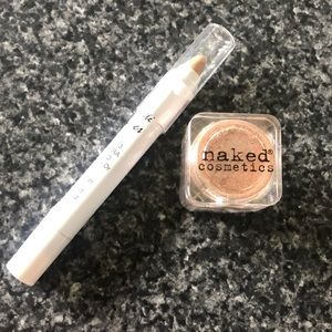 New! Eye Crayon & Naked Cos Mica Pigment